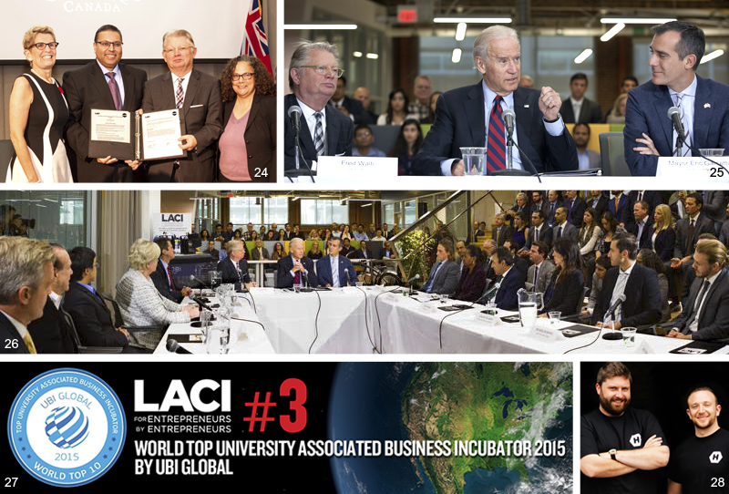 LACI 2015 Year in Review - 4th Quarter Photo