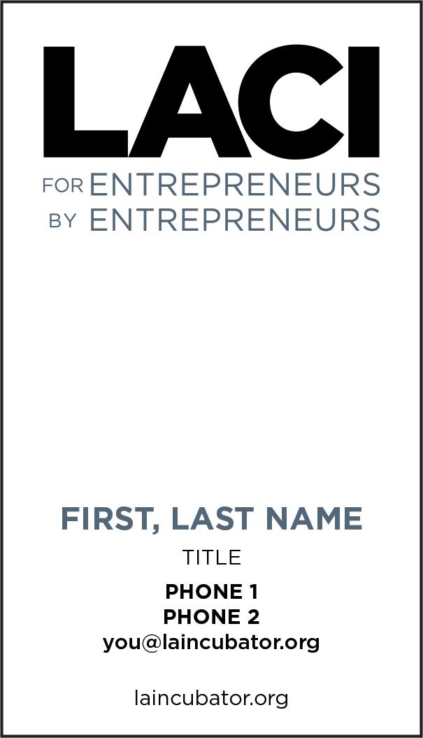 Laci laci business card request form laci business card request form colourmoves