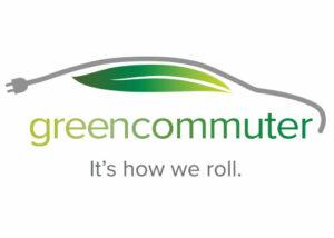 Green Commuter Logo