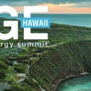 Verge Hawaii Asia Pacific Clean Energy Summit